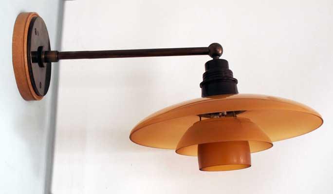 Brugte PH lamper